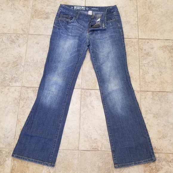 Mossimo Supply Co. Denim - Mossimo Good Condition Boot Cut Blue Jeans